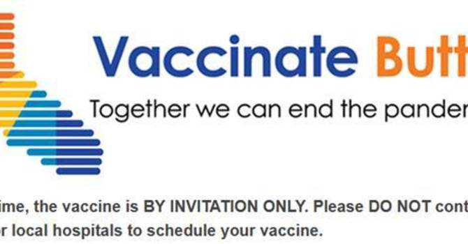 COVID Vaccine Signup image