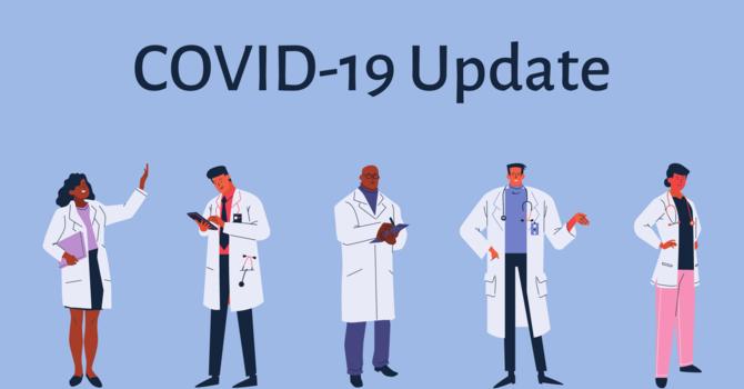 COVID-19 Update - January 20 image