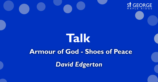 """Armour of God - Shoes of Peace"" image"