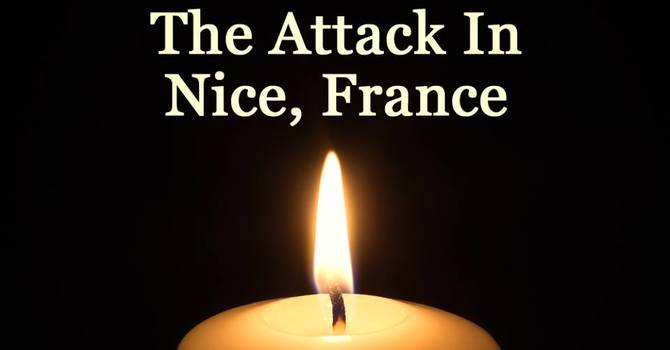 Prayers for Nice image
