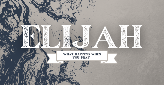 What Happens When You Pray • January 24 image