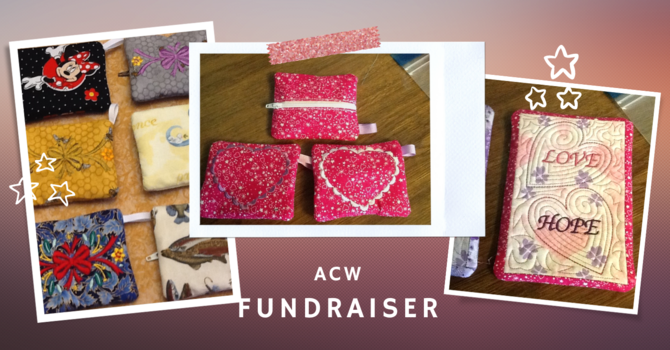 ACW - FIRST FUNDRAISER 2021! image