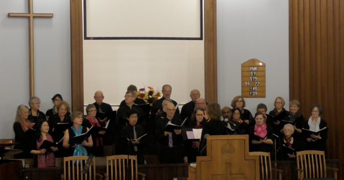 2016 Grace Presbyterian Choir