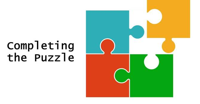 Completing The Puzzle