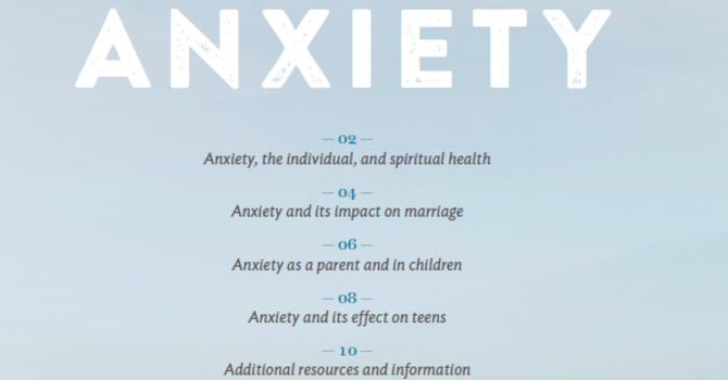 Understanding & Navigating Anxiety image