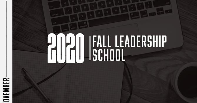Fall Virtual Leadership School