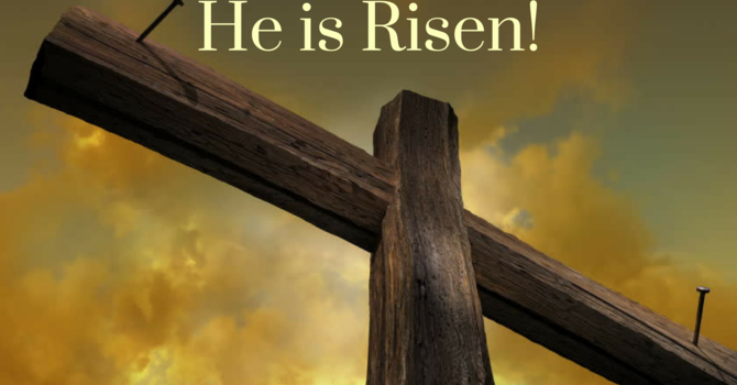 Easter Services at 9 am and 11 am!! image