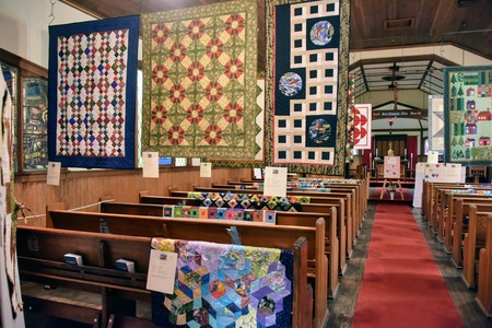 Grouse Mountain Day Quilters Show