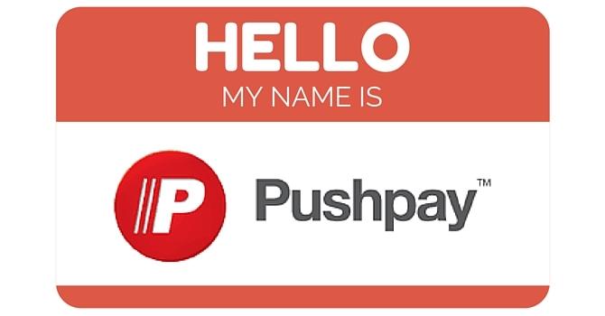 Meet Pushpay! image