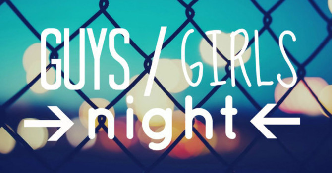 Youth Girl/Guy Night