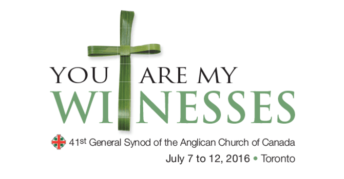 General Synod Reports 2016 image