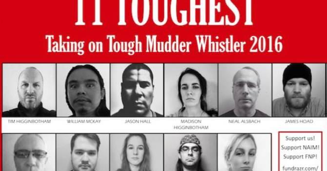 NAIM Tough Mudder Fundraiser image
