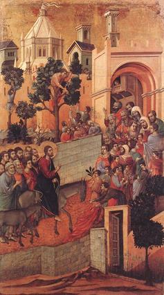 Duccio entry