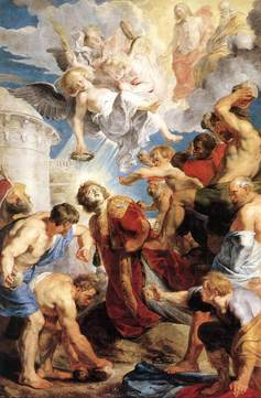 Peter paul rubens   the martyrdom of st stephen