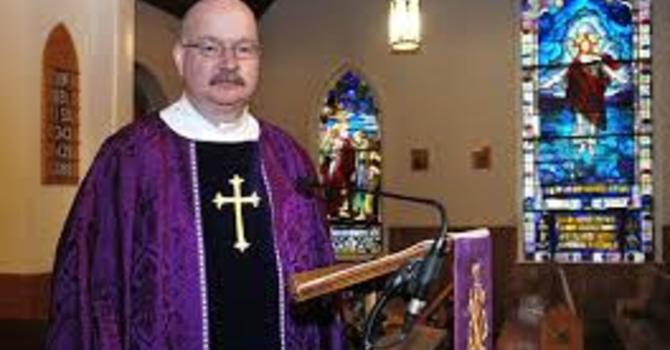 The Reverend David Dingwall - UPDATE image