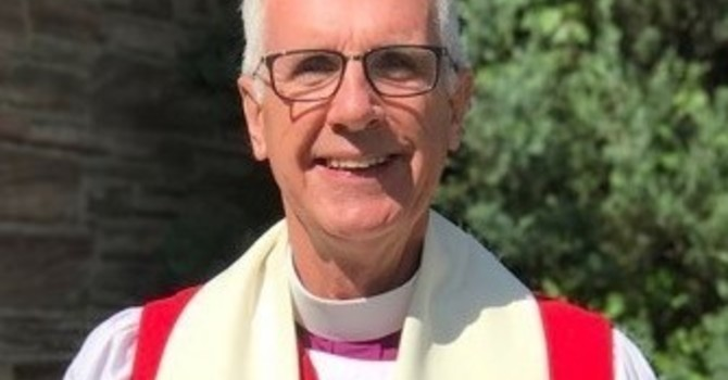 Bishop's Update - The Temptation of Jesus image