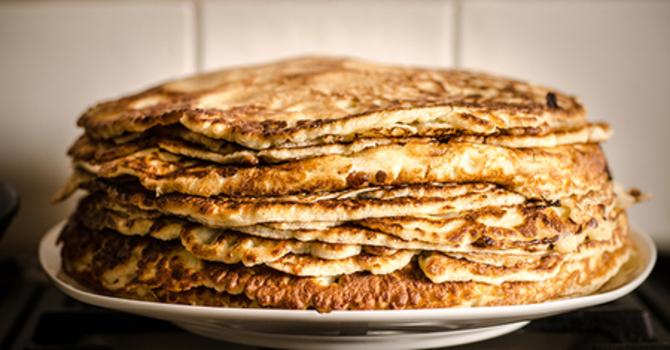 Shrove Tuesday Pancake Supper image