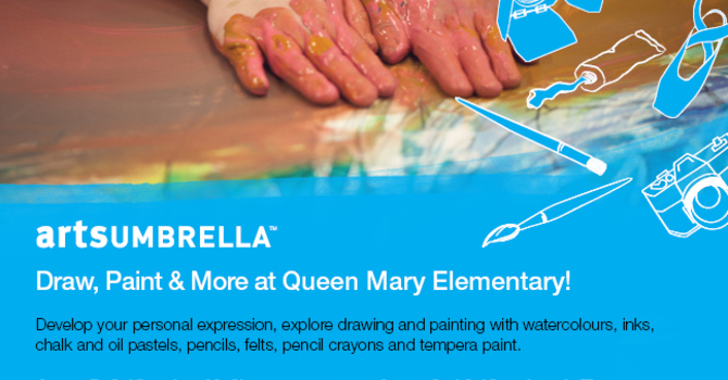 Arts Umbrella Coming to Queen Mary image