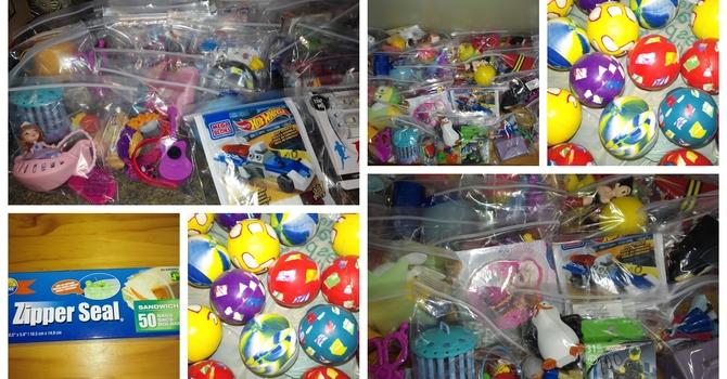 MSC Ladies ~ Toys for homeless kids in Manila