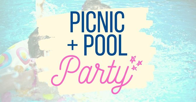 Picnic + Pool Party