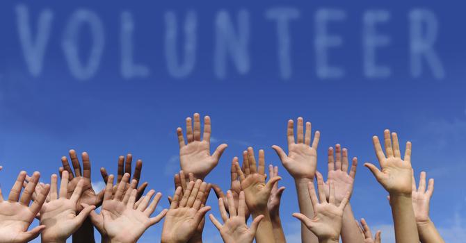 Children's Ministry- Volunteering To Share Jesus! image