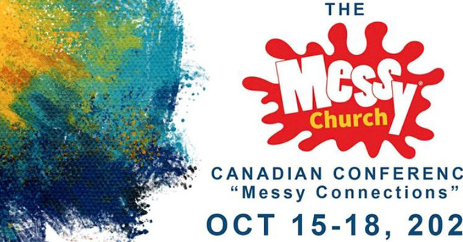 Save the Date: National Messy Church Conference