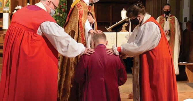 The ordination of our co-adjutor bishop image