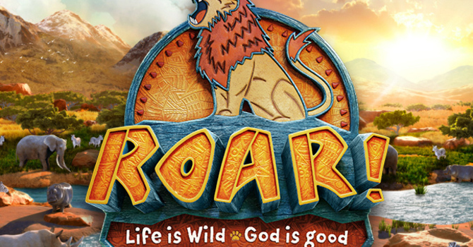 "Summer Day Camp: ""Roar!"""