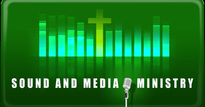 Sound & Media Ministry