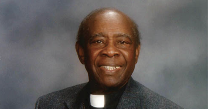 Remembering Rev. Charles Walters image