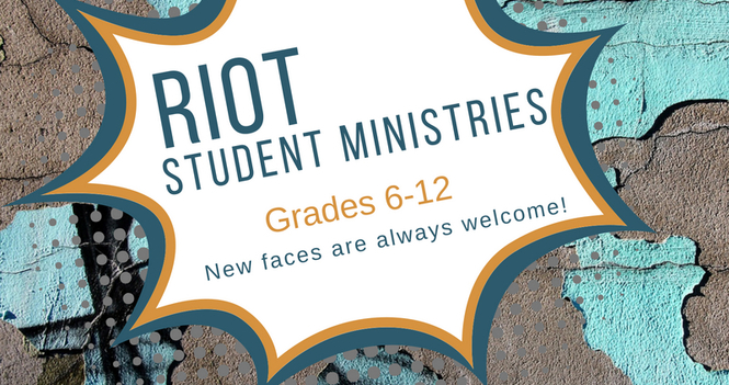 RIOT Student Ministries
