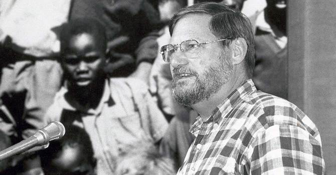 Archbishop Fred Hiltz  - Tribute to Bishop Jim Cruickshank