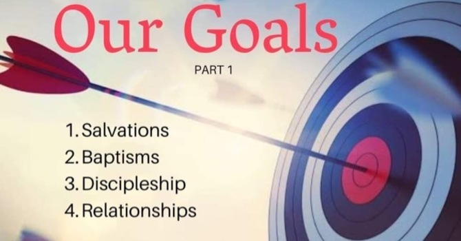 Goals Pt 1
