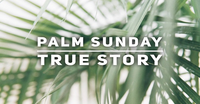 Palm Sunday True Story - Jesse Welechenko