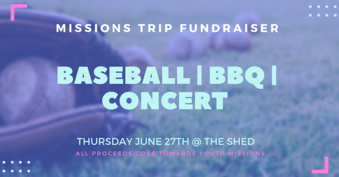 Missions Trip Fundraiser