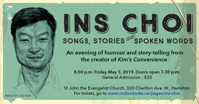 An Evening  with INS CHOI