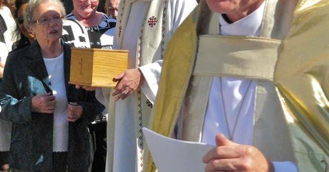 Archbishop David Somerville Memorial - August 6th, 2011 image