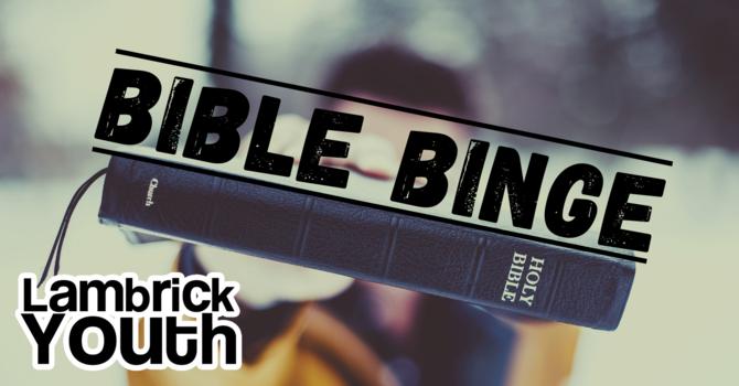 Route 66: Bible Binge