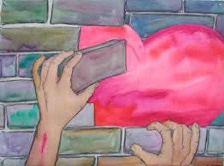 Forgiveness - Tear walls down, not build them up