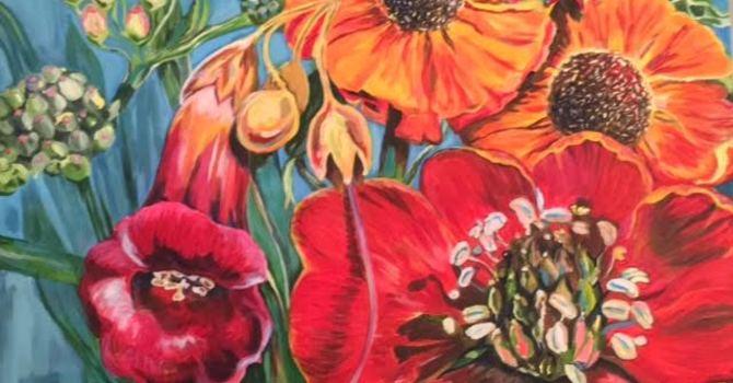 Sylvia Woods - Artist image