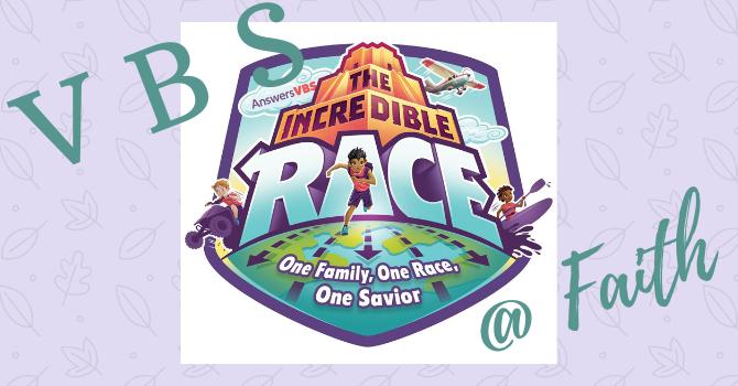 The Incredible Race