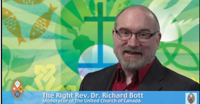 Moderator's Pentecost Message