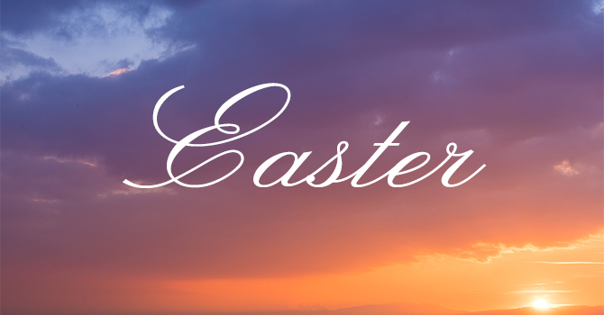 Easter Morning at Epworth image