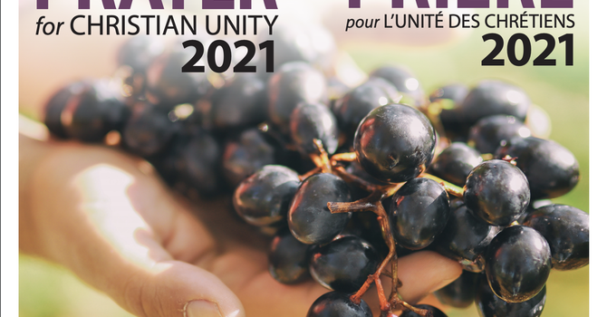 January 24, 2021 - Week of Prayer for Christian Unity - 4pm