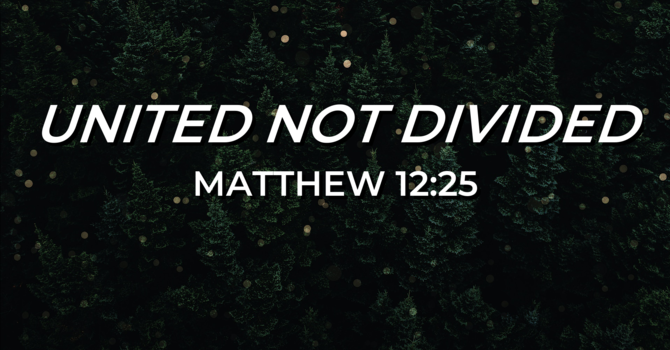 United Not Divided