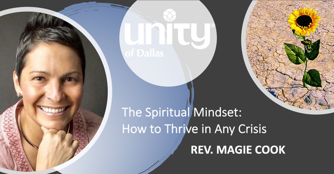 The Spiritual Mindset: How to Thrive in Any Crisis