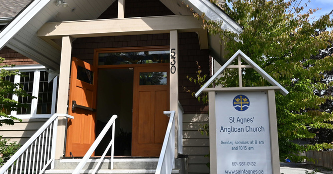 St Agnes Day Service