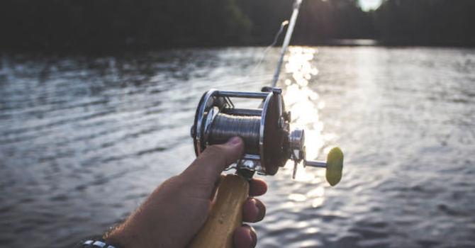 Fishing with Jesus
