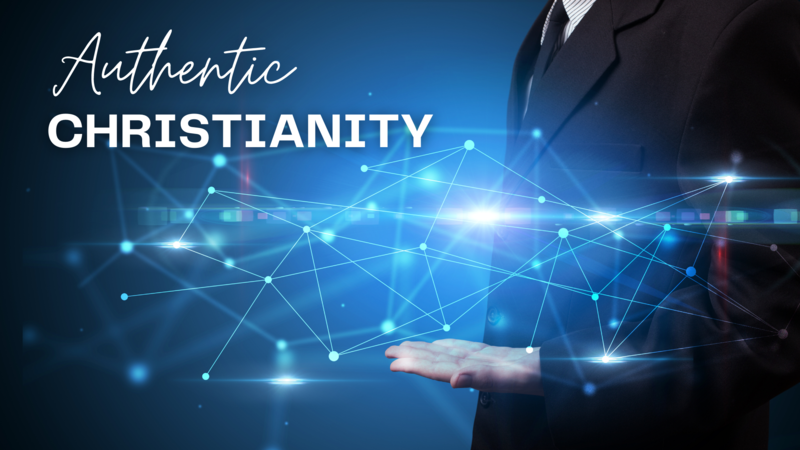 Authentic Christianity