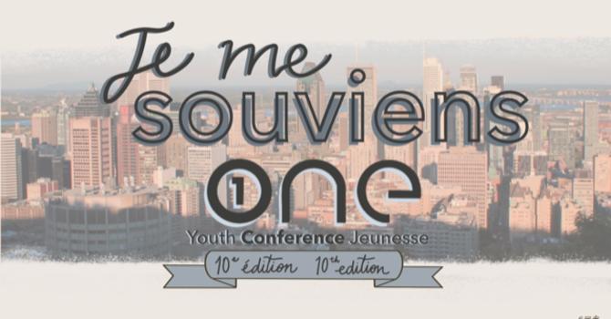 Conférence One